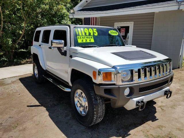 Hummer H3t For Sale >> 2008 Hummer H3 Base 4x4 4dr Suv Suv For Sale Florence Sc 11 995 Motorcar Com