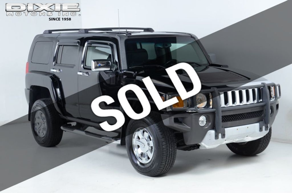 2008 HUMMER H3 Luxury With Navigation - 16762584 - 0