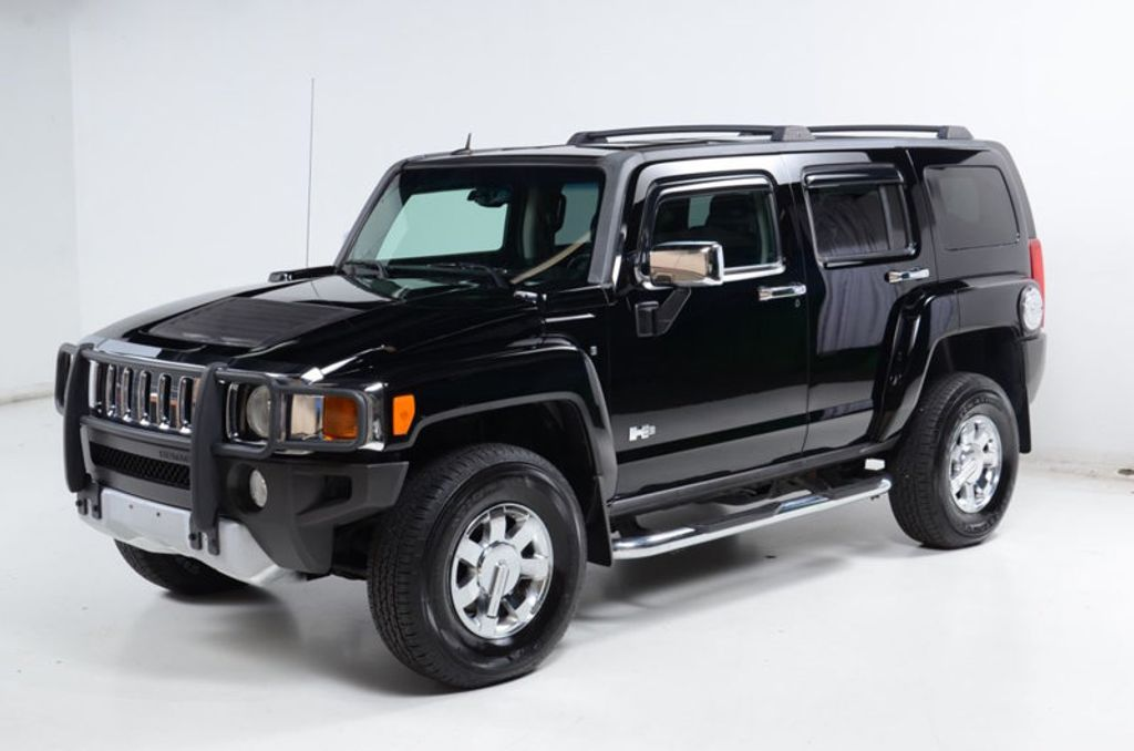 2008 HUMMER H3 Luxury With Navigation - 16762584 - 1
