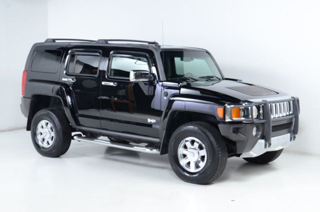 2008 HUMMER H3 Luxury With Navigation - 16762584 - 5