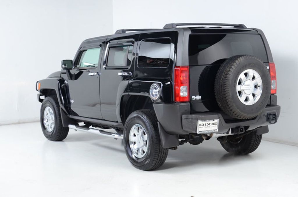 2008 HUMMER H3 Luxury With Navigation - 16762584 - 8