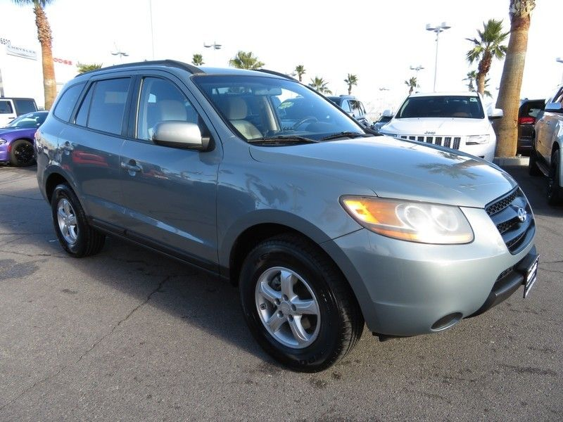 2008 used hyundai santa fe fwd 4dr automatic gls at king. Black Bedroom Furniture Sets. Home Design Ideas