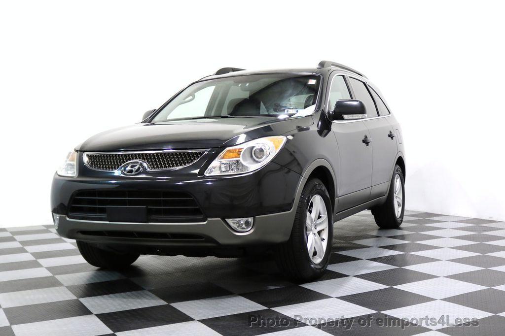 2008 Hyundai Veracruz CERTIFIED VERACRUZ AWD 7 PASSENGER - 17581584 - 13
