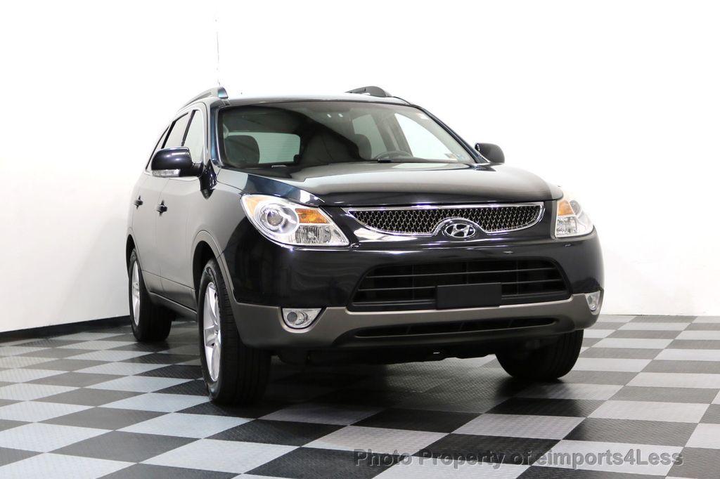 2008 Hyundai Veracruz CERTIFIED VERACRUZ AWD 7 PASSENGER - 17581584 - 14