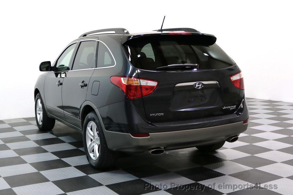 2008 Hyundai Veracruz CERTIFIED VERACRUZ AWD 7 PASSENGER - 17581584 - 15
