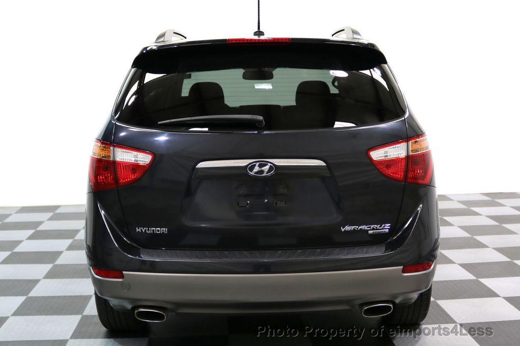 2008 Hyundai Veracruz CERTIFIED VERACRUZ AWD 7 PASSENGER - 17581584 - 16
