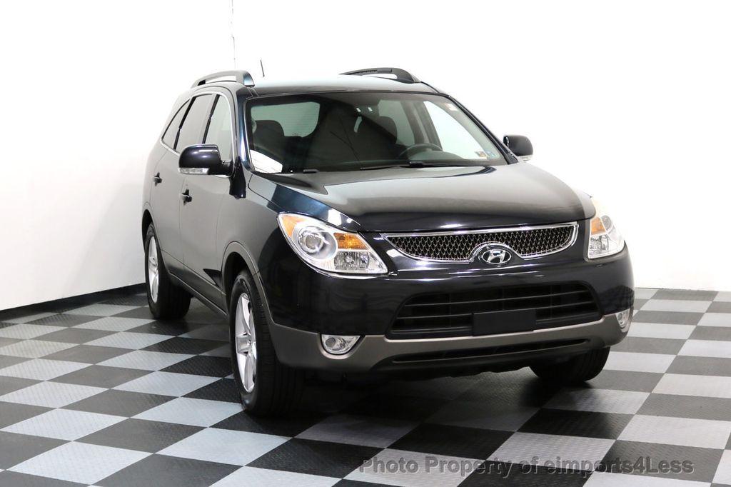 2008 Hyundai Veracruz CERTIFIED VERACRUZ AWD 7 PASSENGER - 17581584 - 1
