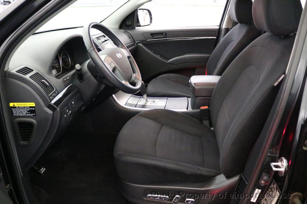 2008 Hyundai Veracruz CERTIFIED VERACRUZ AWD 7 PASSENGER - 17581584 - 22