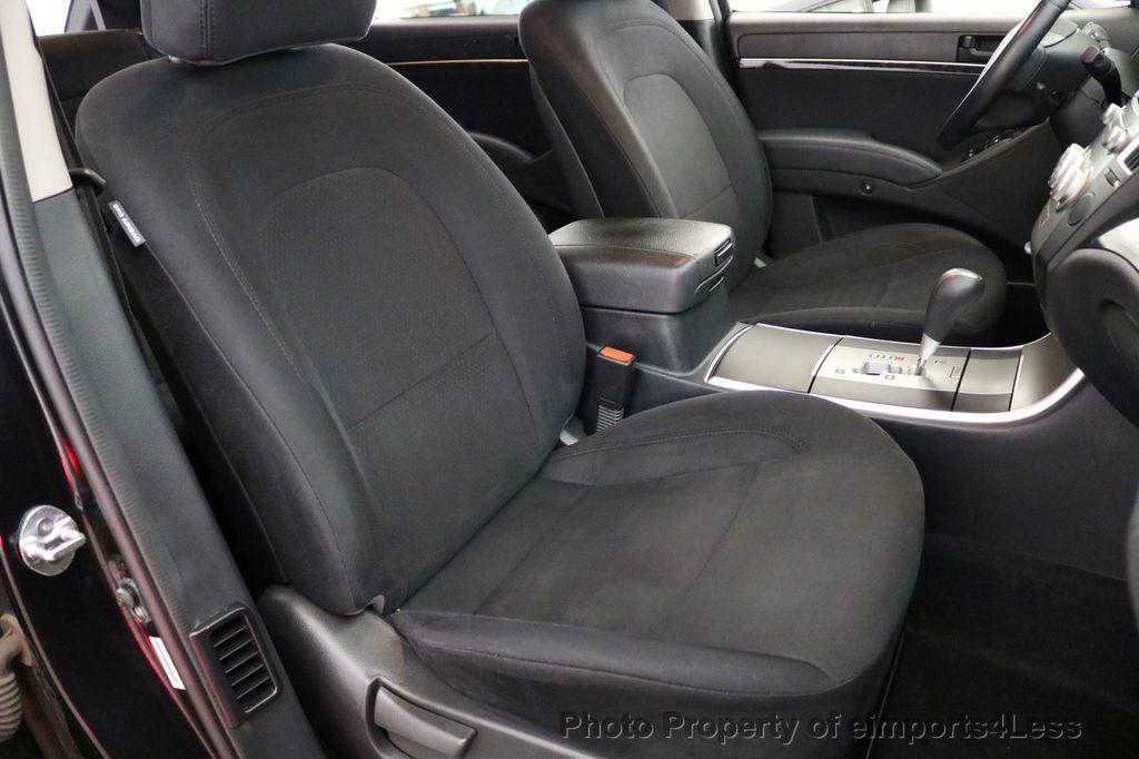 2008 Hyundai Veracruz CERTIFIED VERACRUZ AWD 7 PASSENGER - 17581584 - 25