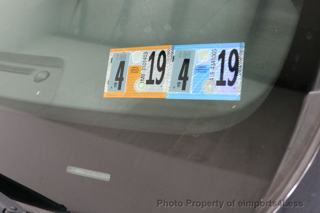 2008 Hyundai Veracruz CERTIFIED VERACRUZ AWD 7 PASSENGER - 17581584 - 26