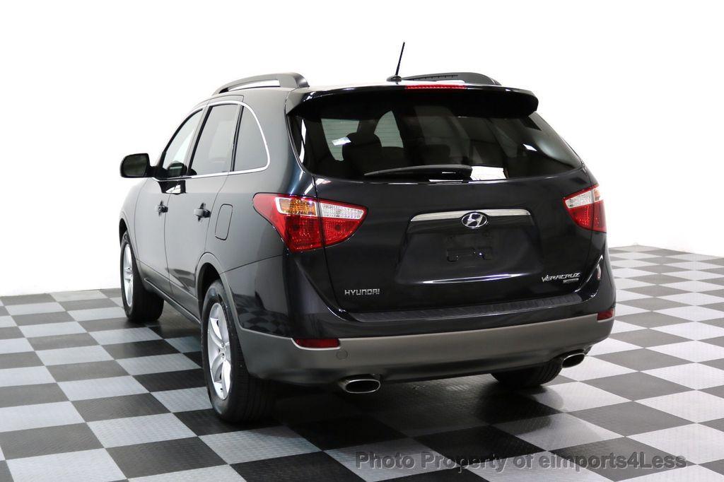 2008 Hyundai Veracruz CERTIFIED VERACRUZ AWD 7 PASSENGER - 17581584 - 2