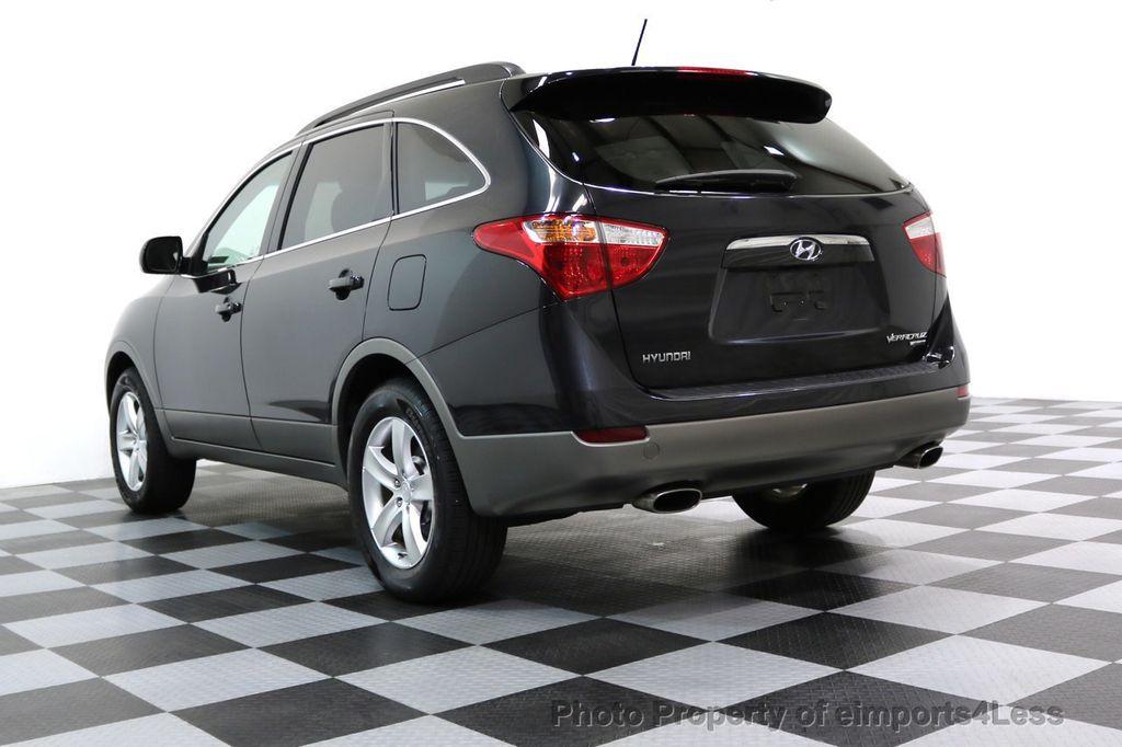 2008 Hyundai Veracruz CERTIFIED VERACRUZ AWD 7 PASSENGER - 17581584 - 32