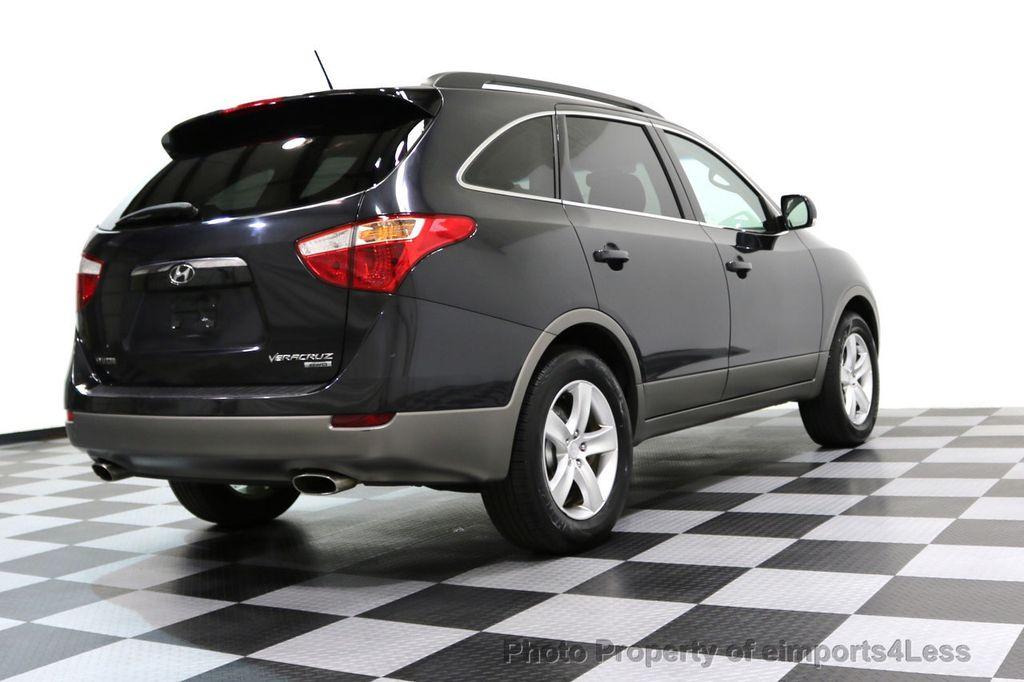 2008 Hyundai Veracruz CERTIFIED VERACRUZ AWD 7 PASSENGER - 17581584 - 34