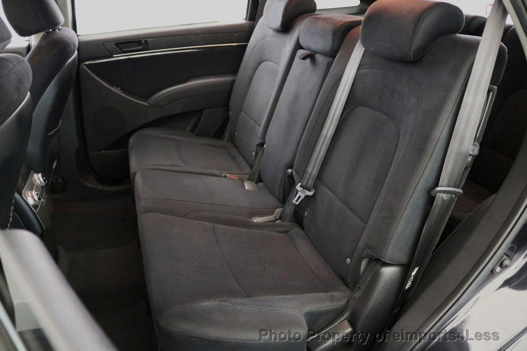 2008 Hyundai Veracruz CERTIFIED VERACRUZ AWD 7 PASSENGER - 17581584 - 37