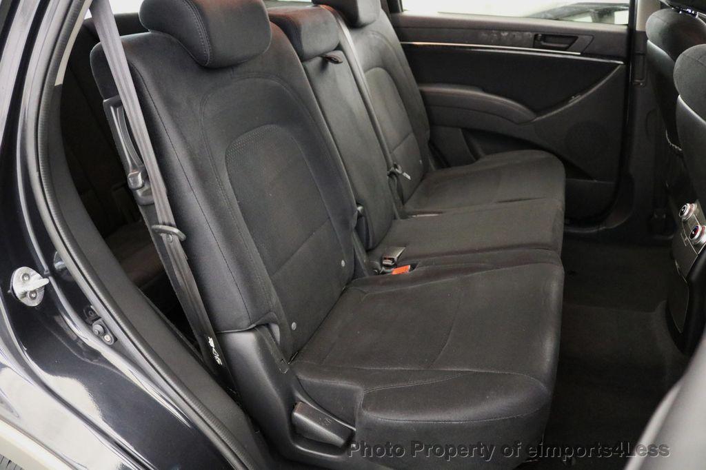 2008 Hyundai Veracruz CERTIFIED VERACRUZ AWD 7 PASSENGER - 17581584 - 38