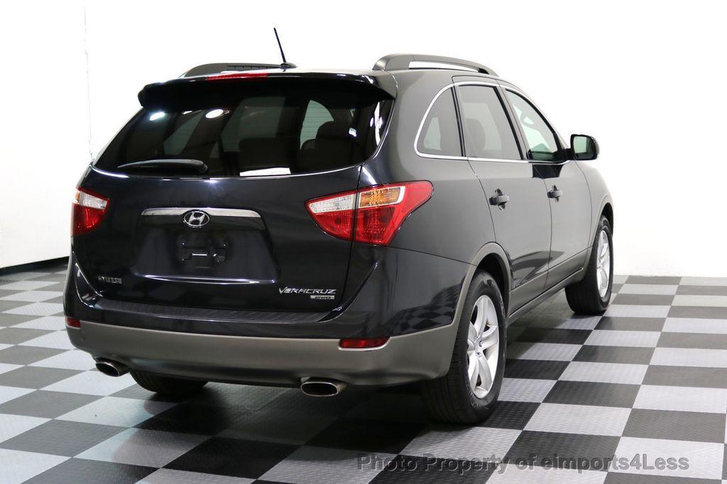 2008 Hyundai Veracruz CERTIFIED VERACRUZ AWD 7 PASSENGER - 17581584 - 3