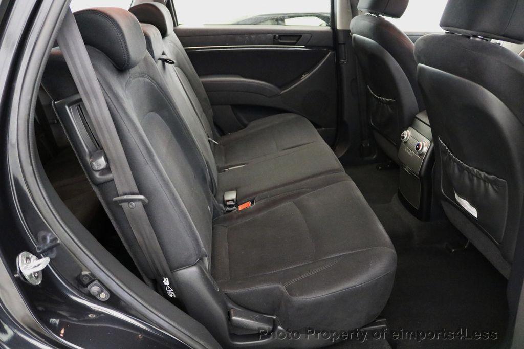 2008 Hyundai Veracruz CERTIFIED VERACRUZ AWD 7 PASSENGER - 17581584 - 39