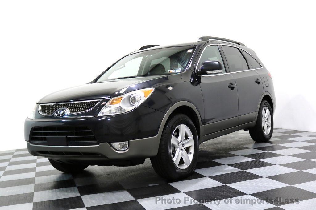 2008 Hyundai Veracruz CERTIFIED VERACRUZ AWD 7 PASSENGER - 17581584 - 46