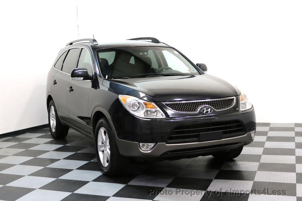 2008 Hyundai Veracruz CERTIFIED VERACRUZ AWD 7 PASSENGER - 17581584 - 47