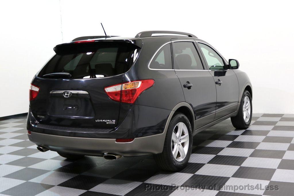 2008 Hyundai Veracruz CERTIFIED VERACRUZ AWD 7 PASSENGER - 17581584 - 48