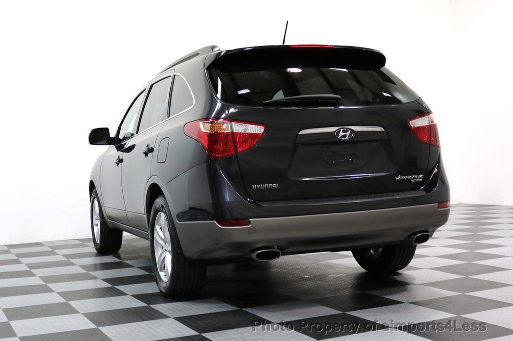 2008 Hyundai Veracruz CERTIFIED VERACRUZ AWD 7 PASSENGER - 17581584 - 50