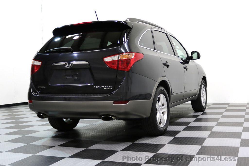 2008 Hyundai Veracruz CERTIFIED VERACRUZ AWD 7 PASSENGER - 17581584 - 51