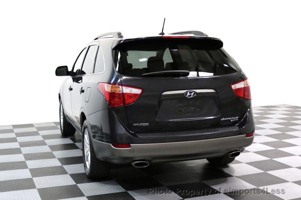 2008 Hyundai Veracruz CERTIFIED VERACRUZ AWD 7 PASSENGER - 17581584 - 52
