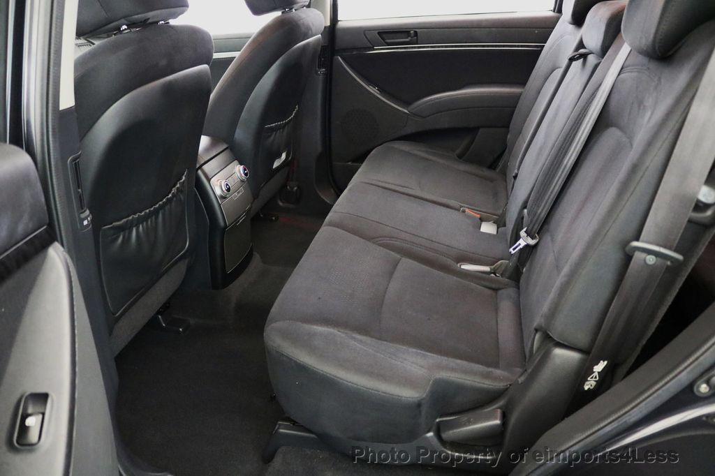 2008 Hyundai Veracruz CERTIFIED VERACRUZ AWD 7 PASSENGER - 17581584 - 7