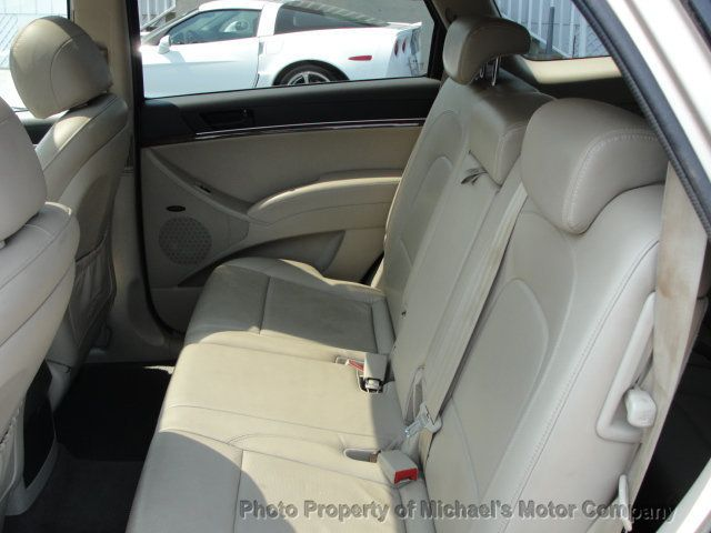 2008 Hyundai Veracruz LIMITED, NAVIGATION, LEATHER, HEATED SEATS, SUNROOF - 15137677 - 23