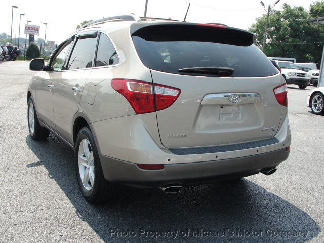 2008 Hyundai Veracruz LIMITED, NAVIGATION, LEATHER, HEATED SEATS, SUNROOF - 15137677 - 6