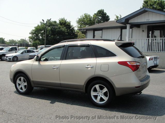 2008 Hyundai Veracruz LIMITED, NAVIGATION, LEATHER, HEATED SEATS, SUNROOF - 15137677 - 7