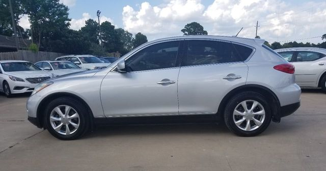 2008 Used Infiniti Ex35 At Car Guys Serving Houston Tx Iid 18003880