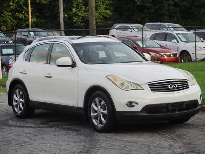 2008 INFINITI EX35 RWD 4dr - Click to see full-size photo viewer