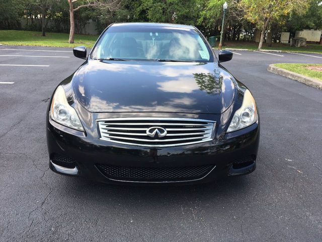 2008 Used Infiniti G37 Coupe 2dr Sport At A Luxury Autos Serving