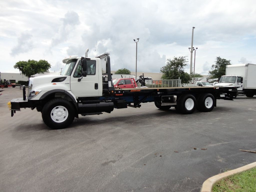 2008 International 7500 *NEW* 28FT 15 TON ROLLBACK INDUSTRIAL JERRDAN. - 17788200 - 44