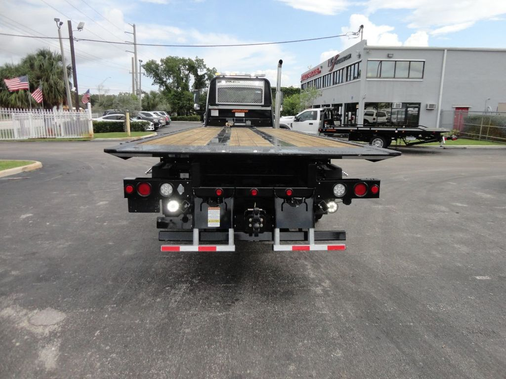 2008 International 7500 *NEW* 28FT 15 TON ROLLBACK INDUSTRIAL JERRDAN. - 17788200 - 46