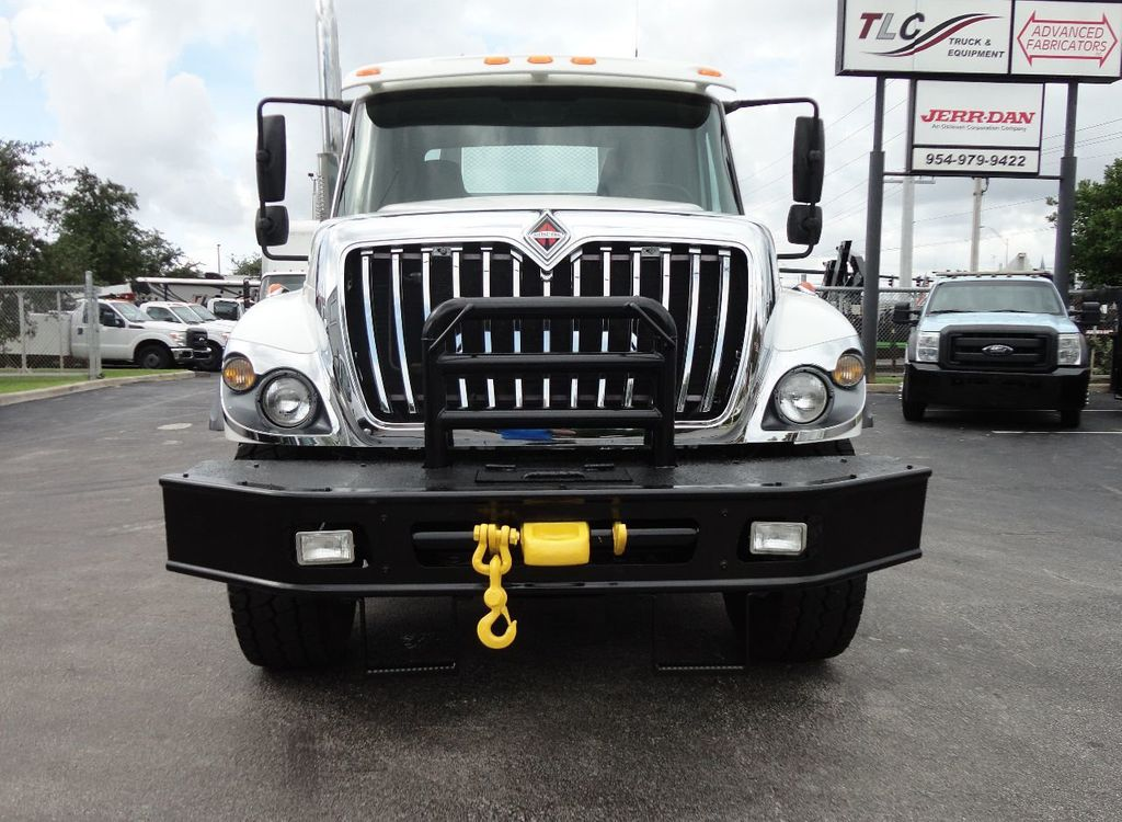 2008 International 7500 *NEW* 28FT 15 TON ROLLBACK INDUSTRIAL JERRDAN. - 17788200 - 4