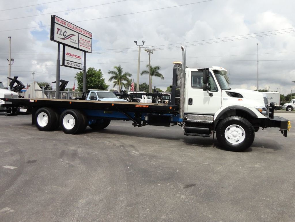 2008 International 7500 *NEW* 28FT 15 TON ROLLBACK INDUSTRIAL JERRDAN. - 17788200 - 49