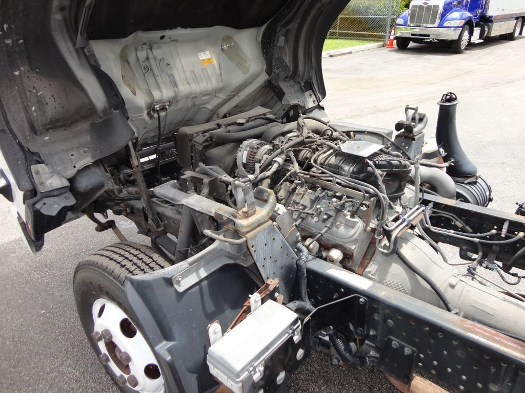 2008 Isuzu NPR *NEW*ADVANCED FABRICATORS 14FT ALUMINUM TRASH DUMP.. - 17720177 - 11