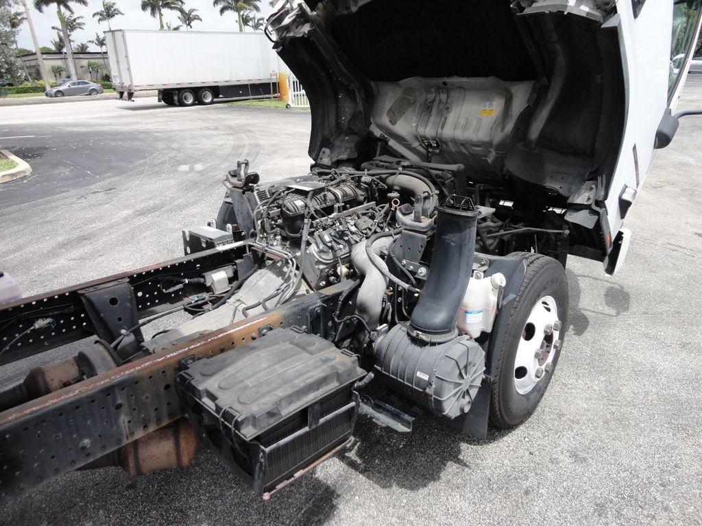 2008 Isuzu NPR *NEW*ADVANCED FABRICATORS 14FT ALUMINUM TRASH DUMP.. - 17720177 - 19