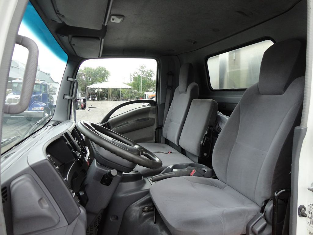 2008 Isuzu NPR *NEW*ADVANCED FABRICATORS 14FT ALUMINUM TRASH DUMP.. - 17720177 - 30