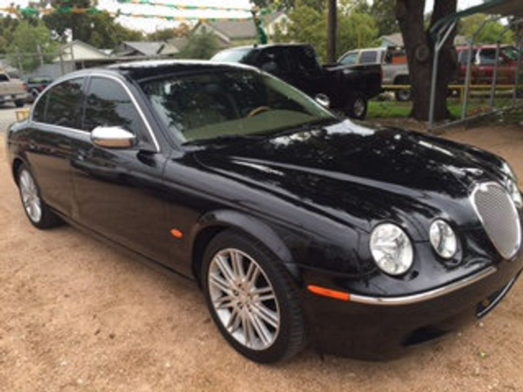 2008 jaguar s type 4dr sedan 3 0 sedan for sale in san antonio tx 7 577 on. Black Bedroom Furniture Sets. Home Design Ideas