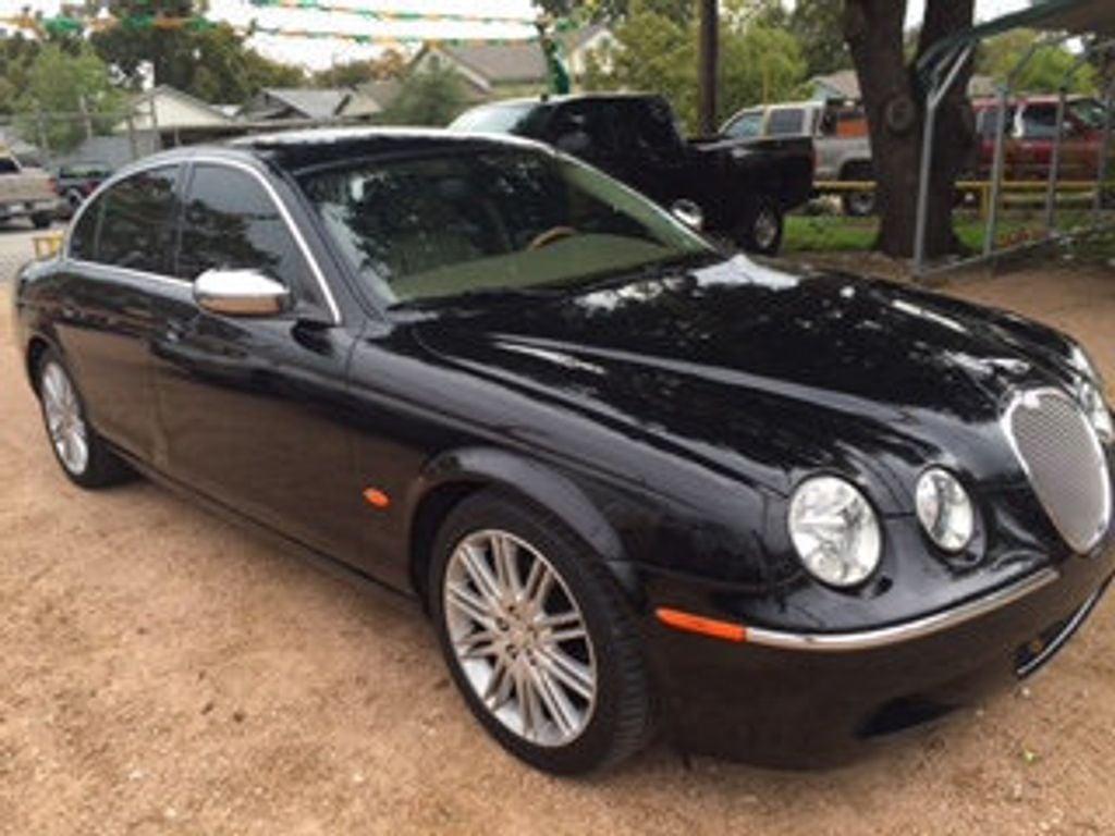 2008 Jaguar S Type 4dr Sedan 3.0   14358309