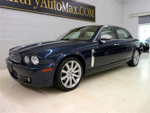 2008 Used Jaguar Xj Vanden Plas At Luxury Automax Serving