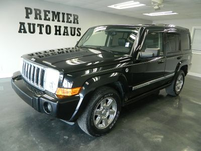 2008 Jeep Commander 2008 JEEP CAMMANDER 4WD 4X4 LIMITED W/THIRD ROW LIMITED 4X4 - Click to see full-size photo viewer