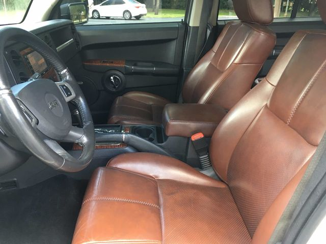 2008 Jeep Commander RWD 4dr Limited - Click to see full-size photo viewer