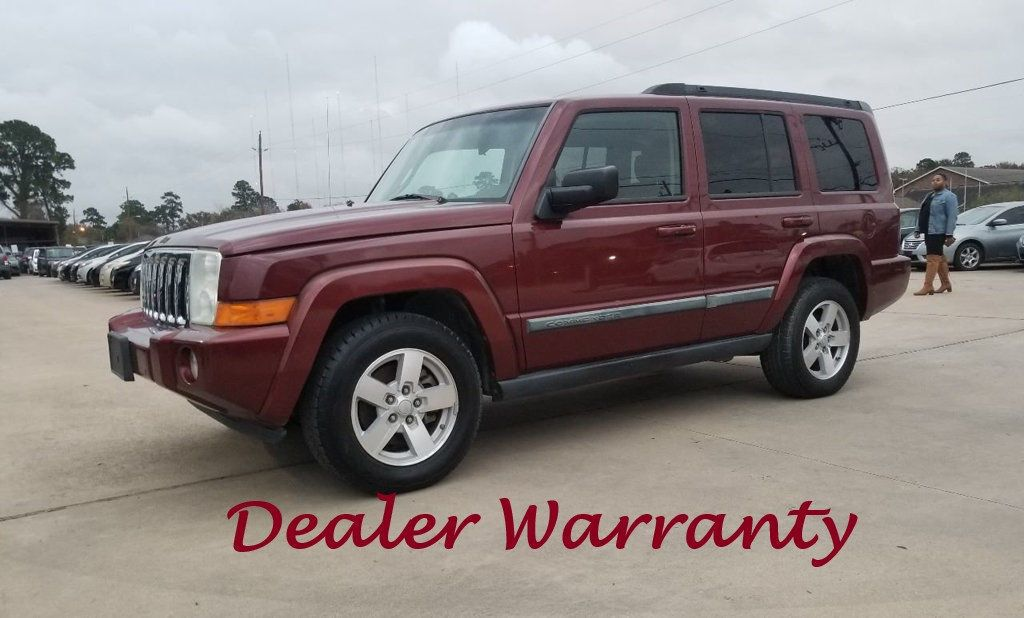 2008 Jeep Commander RWD 4dr Sport - 18369508 - 0