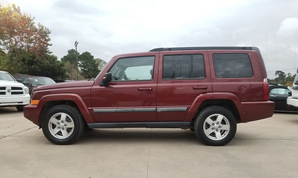 2008 Jeep Commander RWD 4dr Sport - 18369508 - 10