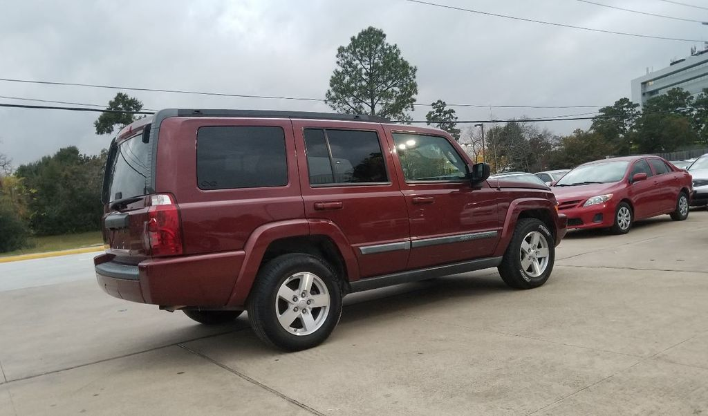 2008 Jeep Commander RWD 4dr Sport - 18369508 - 18