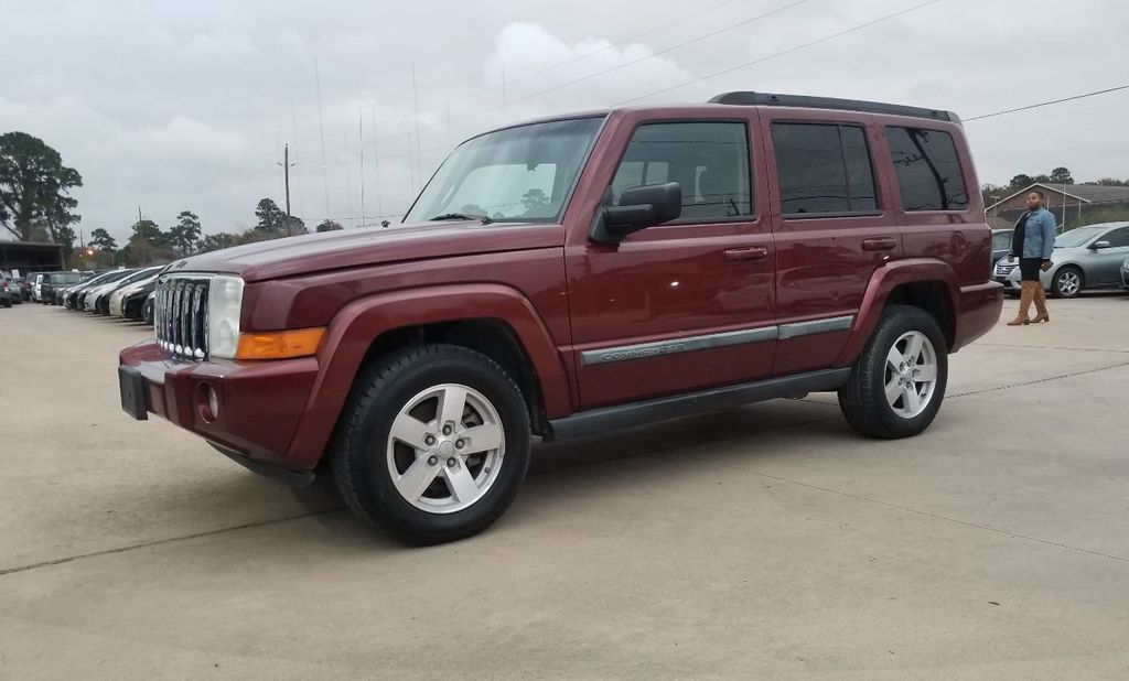 2008 Jeep Commander RWD 4dr Sport - 18369508 - 1